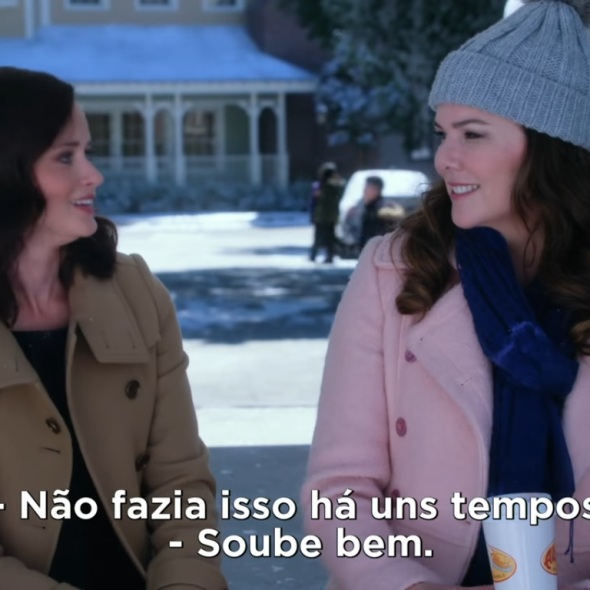EnjoyTheRide - Um Ano na Vida das Gilmore Girls